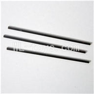SYMA S026G RC helicopter parts-29 Connection pipe(3pcs)