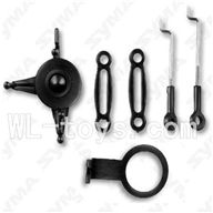 SYMA F3 RC helicopter parts-07 Swash Accessories unit