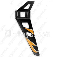 SYMA F3 RC helicopter parts-18 Verticall wing-Black