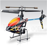 SYMA F3 RC helicopter parts-21 Only helicopter(No battery ,No remote control)-Black