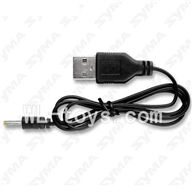 SYMA F3 RC helicopter parts-25 USB charge wire