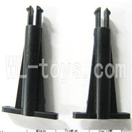 FeiLun FX067 FX067C RC Helicopter parts-10 The shell fixed seat(2pcs)
