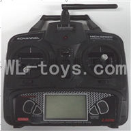 FeiLun FX067 FX067C RC Helicopter parts-32 Transmitter