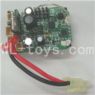 FeiLun FX067 FX067C RC Helicopter parts-33 Circuit board