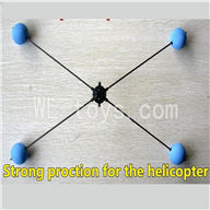 FeiLun FX067 FX067C RC Helicopter parts-36 Novice exercises frame