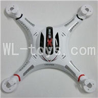 DFD F183 RC Quadcopter Parts-01 Upper Shell cover