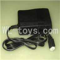 DFD F183 RC Quadcopter Parts-09 Charger 2(Can only charge the Upgrade DFD F183 1000mah battery)