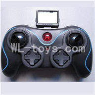 DFD F183 RC Quadcopter Parts-19 Transmitter