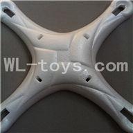 XinXun X46, X46V RC Quadcopter parts-01 Foam frame