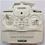 XinXun X46, X46V RC Quadcopter parts-04 Transmitter