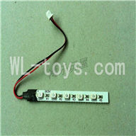 XinXun X46, X46V RC Quadcopter parts-25 Light board with white light
