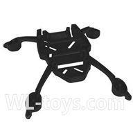 SYMA X2 X2A RC Quadrocopter parts-03 Bottom main body frame-Black