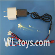 SYMA X2 X2A RC Quadrocopter parts-20 USB-to-Socket conversion plug & USB & 1-to-5 Cable (Not include the 5 battery)