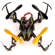 SYMA X2 X2A RC Quadrocopter parts-21 BNF-Black(Only X2 Quadcopter Body,No battery,No charger,No transmitter)