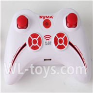 SYMA X12 RC Quadrocopter parts-17 Transmitter