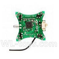 SYMA X12 RC Quadrocopter parts-18 Circuit board,Receiver board