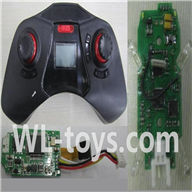 UDI U941 RC Quadcopter parts-21 Transmitter & Camera circuit board & Circuit board