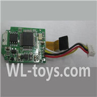 UDI U941 RC Quadcopter parts-25 Camera circuit board