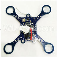 NiHui U107 U207 RC Quadrocopter Parts-13 Circuit board,Receiver board