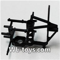 NiHui H377 RC Helicopter Parts-09 Main body frame