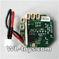 NiHui H377 RC Helicopter Parts-13 Circuit board,Receiver board