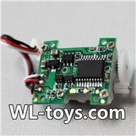 NiHui H377 RC Helicopter Parts-14 Servo