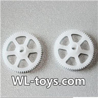 NiHui H377 RC Helicopter Parts-16 Main gear(2pcs)
