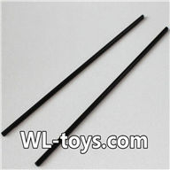 NiHui H377 RC Helicopter Parts-18 Long tail pipe(2pcs)