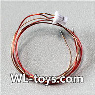 NiHui H377 RC Helicopter Parts-25 Wrie for the Tail motor