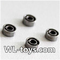 NiHui H377 RC Helicopter Parts-28 Bearing(2mmX5mmX2mm)-Total 4pcs