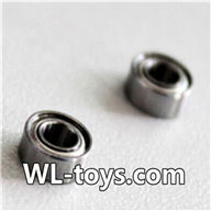 NiHui H377 RC Helicopter Parts-29 Bearing(3mmX6mmX2.5mm)-Total 2pcs