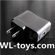 NiHui H377 RC Helicopter Parts-34 USB-to-Socket convert plug