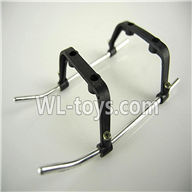 Foda F307 F307C F307H F307L RC helicopter parts-26 Landing skid