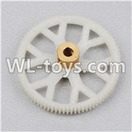 SYMA S033 S033G RC Helicopter parts-09 Lower main gear with copper sleeve