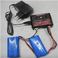 SYMA S033 S033G RC Helicopter parts-40 New version charger,Can charger two battery at the same time
