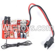 SYMA S033 S033G RC Helicopter parts-42 Circuit board,PCB board