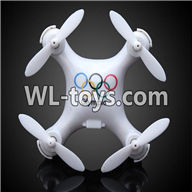 WLtoys V676 RC Quadcopter parts-02 BNF-Color 2(Only quadcopter,No battery,No transmitter,No charger)