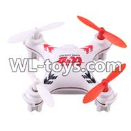 WLtoys V676 RC Quadcopter parts-03 BNF-Color 3(Only quadcopter,No battery,No transmitter,No charger)