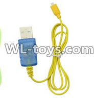 WLtoys V676 RC Quadcopter parts-10 USB Charge Cable