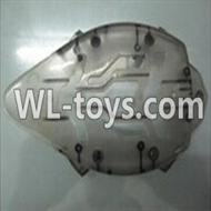 WLtoys V626 RC Quadcopter parts-02 Bottom cover shell
