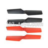 WLtoys V626 RC Quadcopter parts-06 Main rotor blades(4pcs)