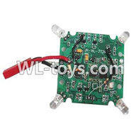 WLtoys V626 RC Quadcopter parts-13 Circuit board,Receiver board