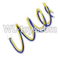 WLtoys V626 RC Quadcopter parts-21 Plug wire for the Light