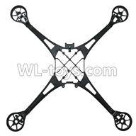 WLtoys V636 RC Quadcopter parts-03 Main Frame