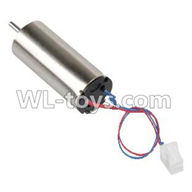 WLtoys V636 RC Quadcopter parts-07 rotating Motor with red and Blue wire