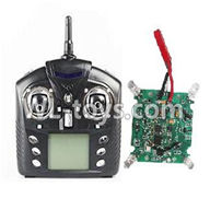 WLtoys V636 RC Quadcopter parts-11 Transmitter & Circuit board