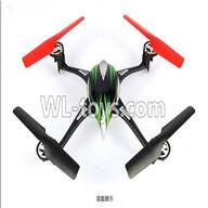 WLtoys V636 RC Quadcopter parts-29 BNF(Only Quadcopter,No battery,No transmitter)