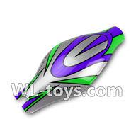 WLtoys V666 RC Quadcopter WL toys V666 parts-01 Head cover(Green&Purple&Gray)