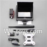 WLtoys V666 RC Quadcopter parts WL toys V666 parts-06 5.8G FPV Unit