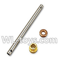 WLtoys V666 RC Quadcopter parts WL toys V666 parts-07 Main pipe & Copper sleeve for Gear & Copper sleeve for the main pipe